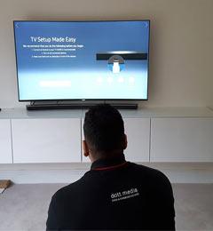 Television <br/> Installs